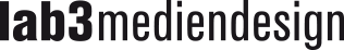 lab3 Mediendesign Logo